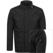Ralph Lauren Modern Poly Fill Jacket Black